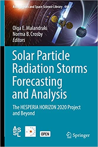 Best Kindle Lending Library Books 2020 Solar Particle Radiation Storms Forecasting and Analysis: The