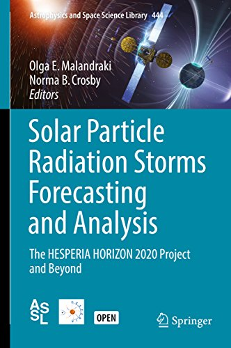 Solar Particle Radiation Storms Forecasting and Analysis: The HESPERIA HORIZON 2020 Project and Beyond (Astrophysics and Space Science Library)