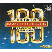 The Top 100 Masterpieces of Classical Music (Box Set)