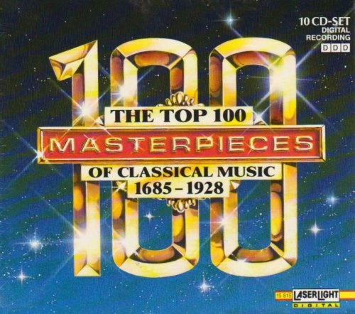 Donatella Collection - Top 100 Classical Music 1685-1928 1-10