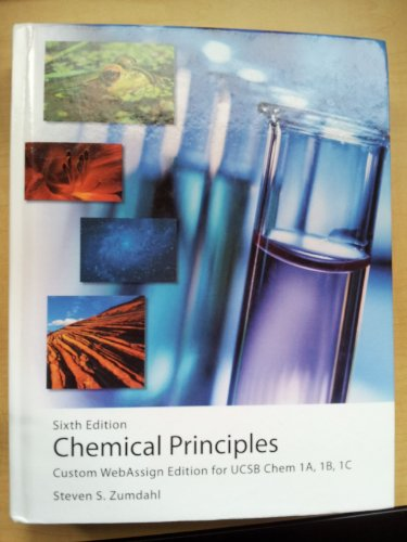 Chemical Principles [Hardcover]