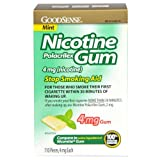 Best Nicotine Polacrilexes - GoodSense Nicotine Polacrilex Gum, Mint, 110 Count, 4mg Review