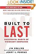#5: Built to Last: Successful Habits of Visionary Companies (Harper Business Essentials)