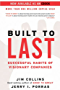 Built to Last: Successful Habits of Visionary Companies (Harper Business Essentials) (English Edition)
