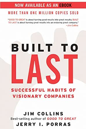 Amazon built to last successful habits of visionary companies print list price 1899 fandeluxe Images