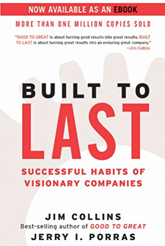 Built to Last: Successful Habits of Visionary Companies (Good to Great Book 2) (English Edition)
