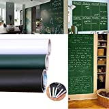 Large Chalkboard Contact Paper Removable, Paper Decal for Home Office School Blackboard Restaurant Menu