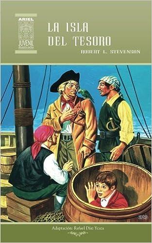 La isla del tesoro: Volume 9 Ariel Juvenil Ilustrada: Amazon.es: Robert L. Stevenson, Noroña, Rafael Díaz Ycaza, Nelson Jácome: Libros