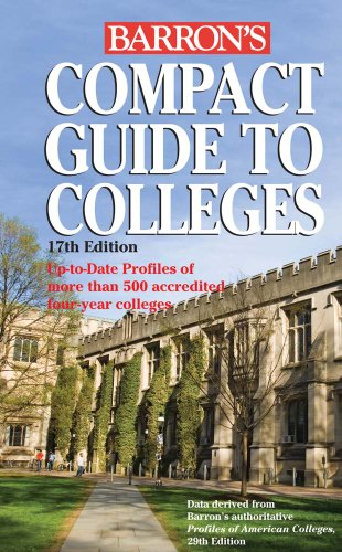 Compact Guide to Colleges (Barron's Compact Guide to Colleges)