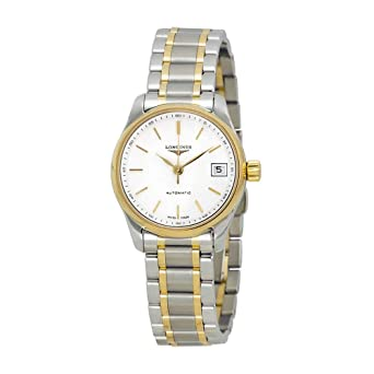 e86d82dfe Image Unavailable. Image not available for. Color: Longines Master Automatic  Ladies Watch 21285127