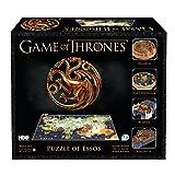 4D Cityscape 4D Game of Thrones:Essos Time Puzzle (1400 Piece)