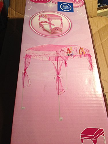 Disney Princesses Bed Canopy - Disney Princess Bed With Canopy