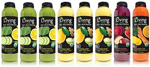 O2 Living Cold Pressed Nutrients Vitamins product image