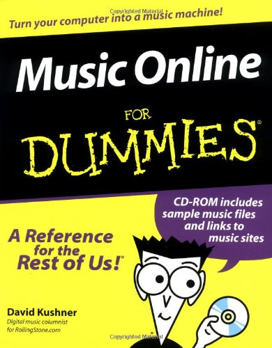 Music Online For Dummies