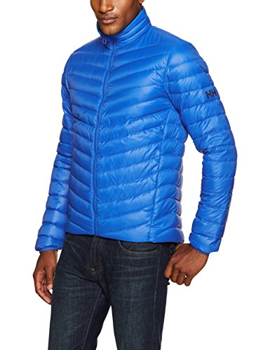 Helly Hansen Men's Verglas Down Insulator 700 Fill Insulated Cold Weather Jacket, 563 Olympian Blue, XX-Large