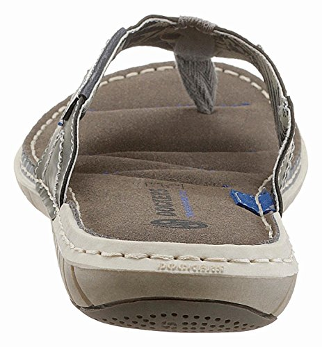 Dockers Grey Gerli Thong by Men's Sandals Grey rvCqrR4