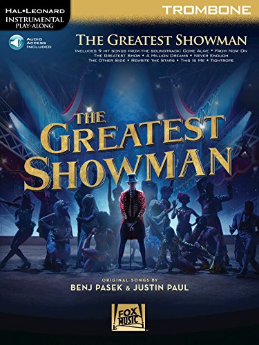 The Greatest Showman Songbook: Instrumental Play-Along Series for Trombone (Hal Leonard Instrumental ()