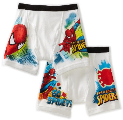 Fruit Little Spider Man Two Pack Boxer Brief