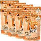 Weruva Cats in the Kitchen Pumpkin Jack Splash Cat Food Pouches -Fish, 8 count-3 oz