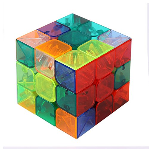 Magic Cube Professional 3x3x3 Cubo Magico 55mm Puzzle Speed Classic Toy Learning Education