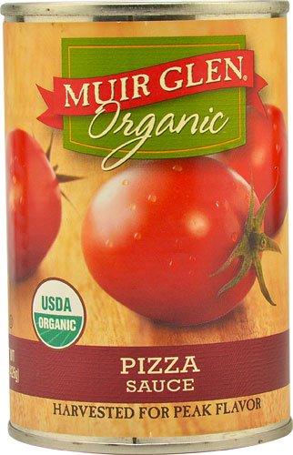 Muir Glen Organic Pizza Sauce -- 15 oz - 2 pc