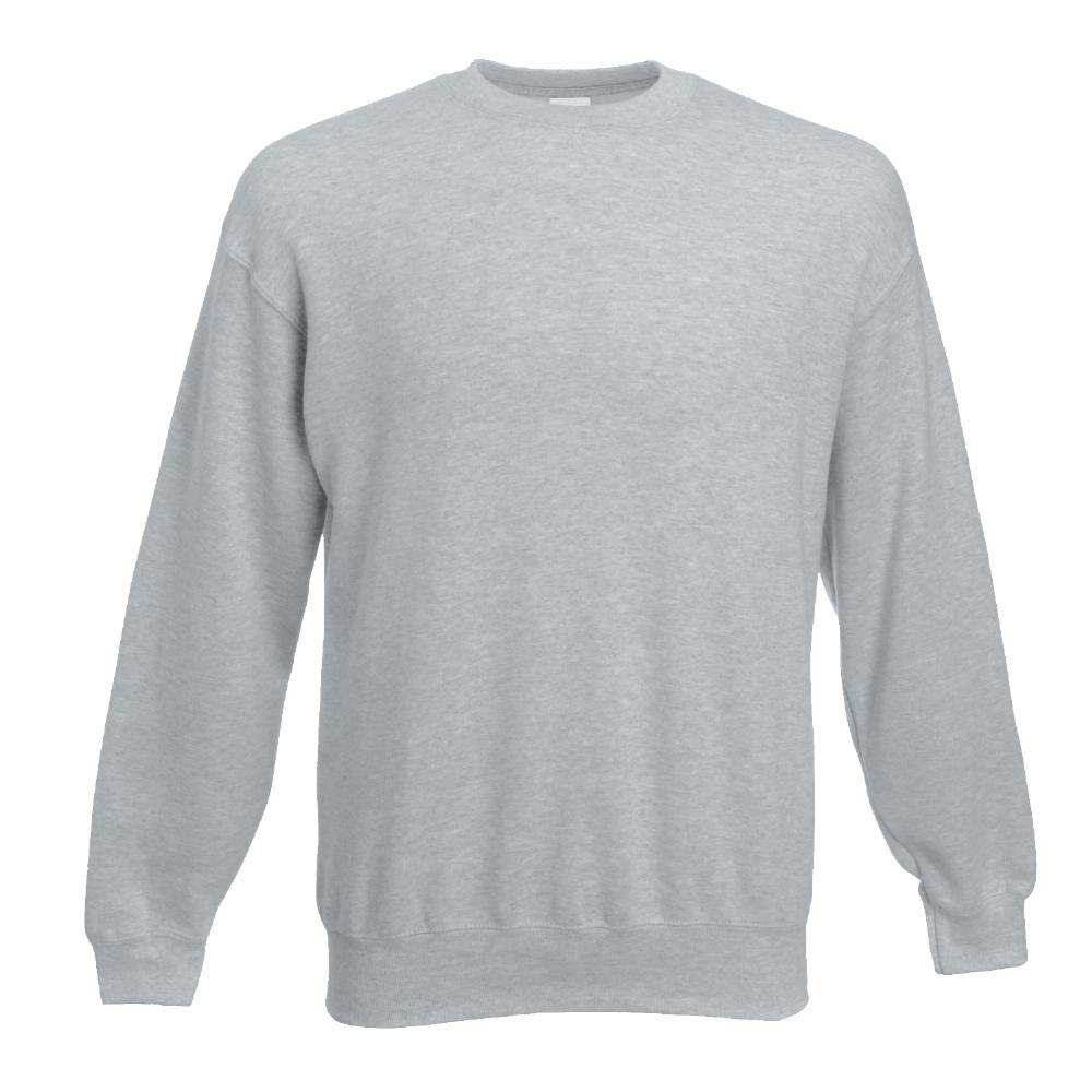Classic Sweatshirt Set-In Sweat Fruit of the Loom
