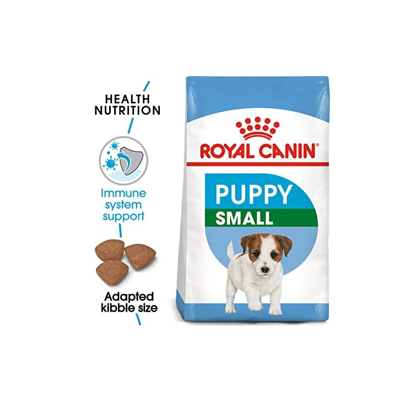 dog supplies online royal canin small puppy dry dog food, 13 lb.