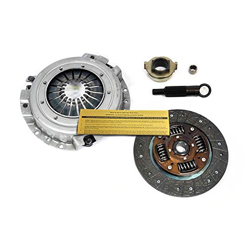 EFT HEAVY-DUTY CLUTCH KIT 85-87 FORD AEROSTAR RANGER BRONCO 2.3L 2.8L 2.9L 3.0L