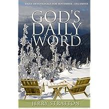 God's Daily Word 3: September - December