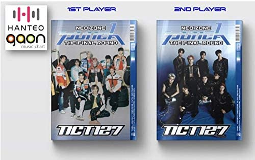 NCT 127 - NCT 127 Neo Zone : The Final Round [Random ver.] (2nd Album Repackage) [Pre Order] CD+Booklet+Folded Poster+OthersExtra Decorative Sticker Set Photocard Set
