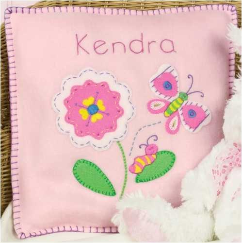 Dimensions L'il Tots Sweet Dreams Pillow Fleece/Felt Applique Kit -