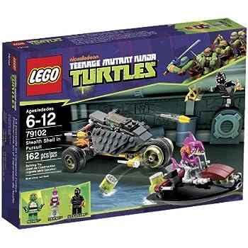 Amazon.com: Ninja Turtles - Shredders Dragon Bike - 79101 ...