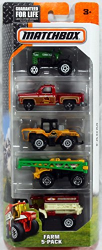 matchbox-2015-series-farm-5-pack