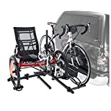 Sunlite Recumbent Hitch Rack, 2″ Receiver For Sale