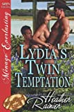 Lydia's Twin Temptation, Heather Rainier, 1619267101