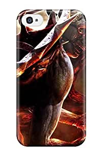 MMZ DIY PHONE CASENew Arrival Case Specially Design For Iphone 4/4s ( Clive Barkers Jericho )