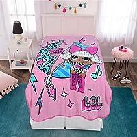 L.O.L. Surprise! Diva Character Kids Bedding Ultra Soft...