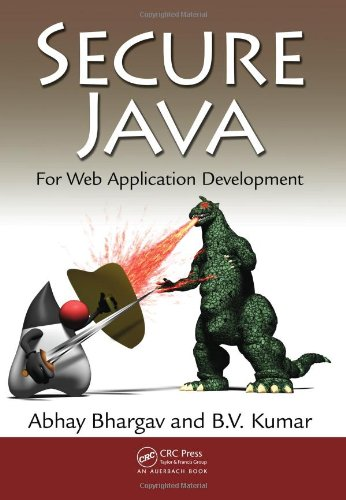 Secure Java: For Web Application Development
