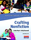 Crafting Nonfiction, Grades K-2, Linda Hoyt, 0325031479