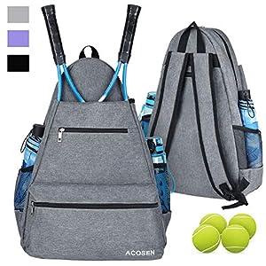 תיק טניס ACOSEN | תרמיל טניס - תיקי טניס גדולים לנשים וגברים