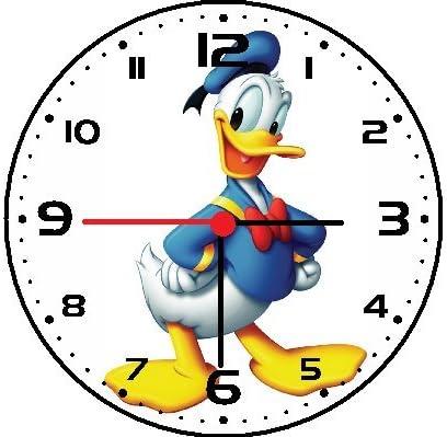 Rusch Donald Duck Wall Clock Home Kitchen