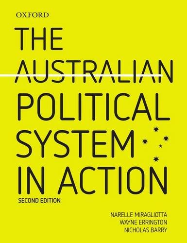 The Australian Political System in Action 2e