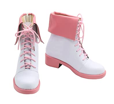 NEW RWBY Nora Valkyrie cosplay shoes Boots Custom Made