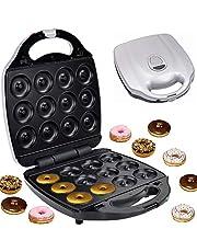 Syntrox Germany XXL Donut Maker met Verwijderbare Platen Afneembare Borden Extra Large