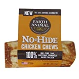 Earth Animal No Hide Chicken 4'' Chews for Dogs