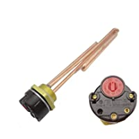 """MISOL 1500W G1.25""""(BSP,DN32) 220V Electrical immersion element booster"""