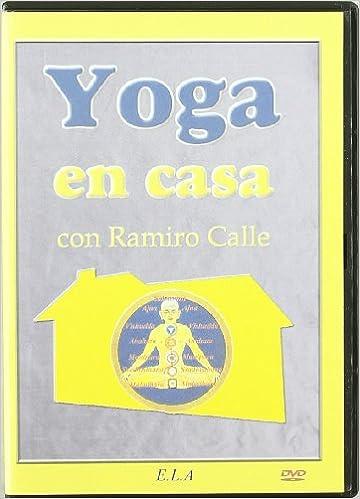 Yoga en casa con Ramiro Calle: Amazon.es: Ramiro Calle: Libros