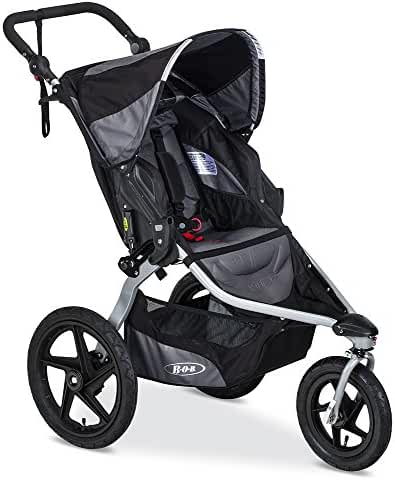 BOB 2016 Revolution FLEX Jogging Stroller, Black