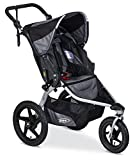 Best off road jogging stroller - BOB 2016 Revolution FLEX Jogging Stroller, Black Review