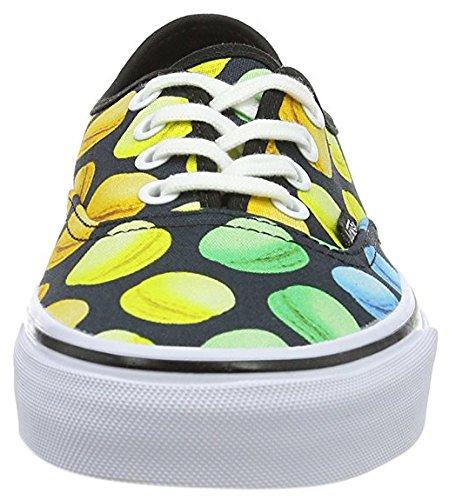 Chaussures Multicolor Vans Noir Femme Authentic Rqxw5wH7